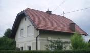 Neueindeckung einnes Einfamilienhauses